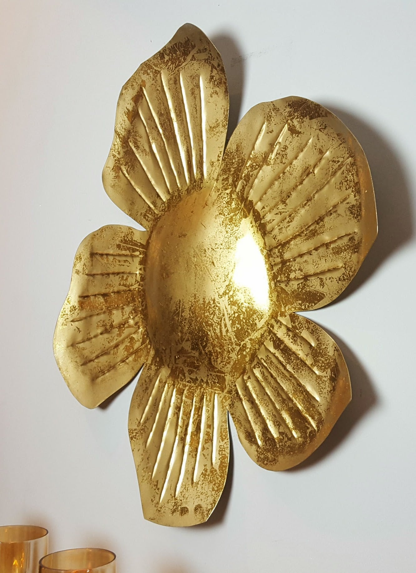 Remy - Metal Flower Wall Art – Simply Roka Ltd
