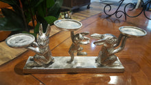 Kanin - Rabbit Bunny Multi Candle Holder - Simply Roka