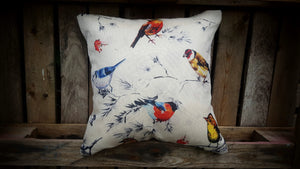 Cushion Cover - Birds Simply Roka