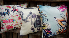 Cushion Cover - Rajasthani Elephant - Simply Roka