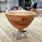 Kesar - Mango Wood Serving Bowl - Starfish Small Simply Roka