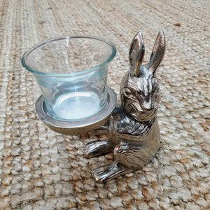 Kanin - Rabbit Bunny Single Candle Holder Simply Roka