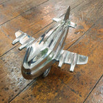 Decorative Aluminium Jumbo Plane Ornament Simply Roka