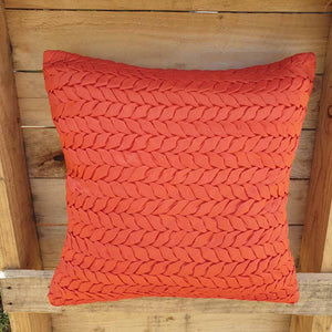Cushion Cover - Orange Simply Roka