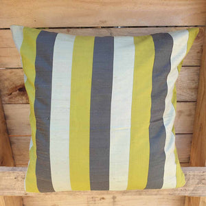 Cushion Cover - Striped Simply Roka