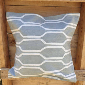 Cushion Cover - Retro Grey Simply Roka