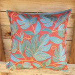 Cushion Cover - Kashmiri Embroidery D2 Simply Roka