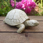 Cement Concrete Tortoise Ornament - Simply Roka