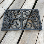 Cast Iron Rectangular Trivet - Simply Roka