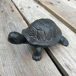 Cast Iron Tortoise Ornament - Simply Roka