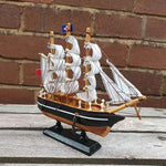 Wooden Model of the British ship 'Cutty Sark' - Simply Roka
