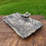 Cement Bird Bath / Feeder - Simply Roka