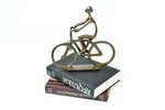 Decorative Metal Cyclist Ornament Simply Roka