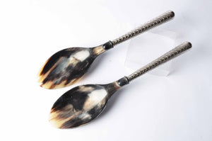 Jerangi - Buffalo Horn Serving Spoons - Simply Roka