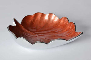 Dunoon - Botanics Serving Bowl - Leaf - Simply Roka