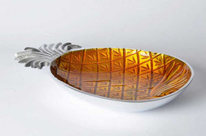 Faro - Botanics Serving Bowl - Pineapple - Simply Roka