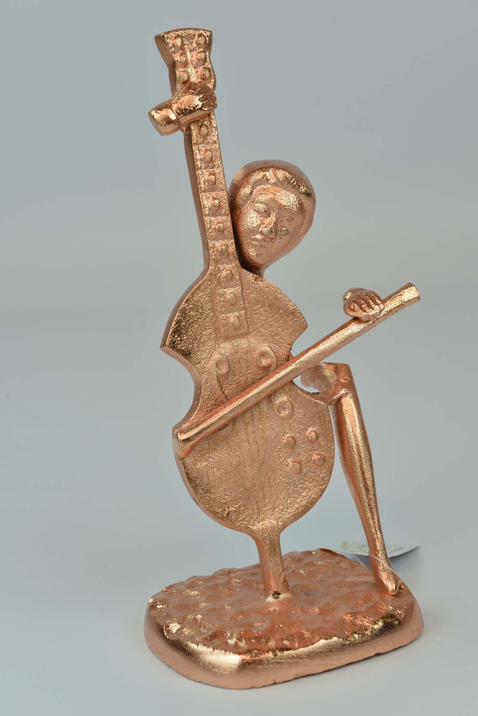 Cello Playing Musician Ornament - Simply Roka