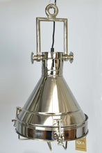 Skagen - Nautical Pendant Ceiling Light - Chrome Finish - Simply Roka