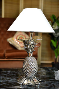 Pina - Aluminium Pinapple Table Lamp - Simply Roka
