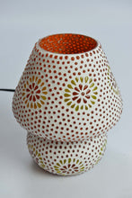 Large Glass Mosaic Table Lamp - ML288L - Simply Roka