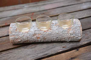 Wooden Log Tealight Holder - Simply Roka