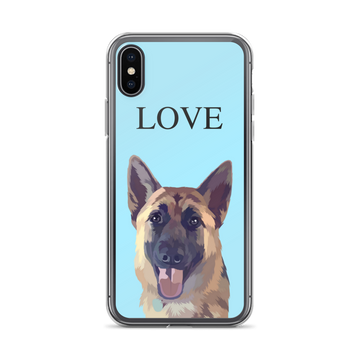 Custom Pet Phone Case With Text