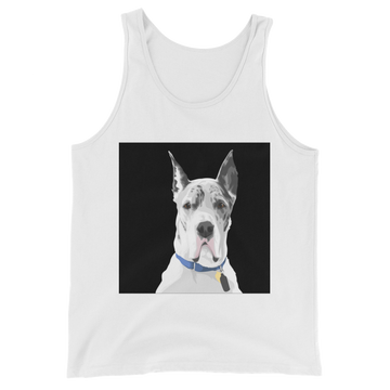 Men's Custom Pet Tank Top