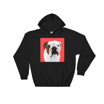 Men's / Women's Hoodie (Black)