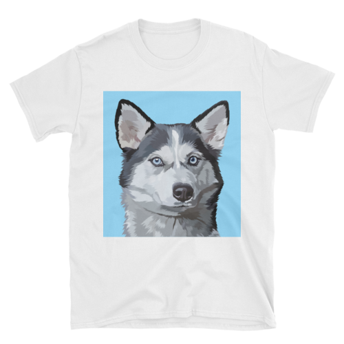 Men's Custom Pet T-Shirt