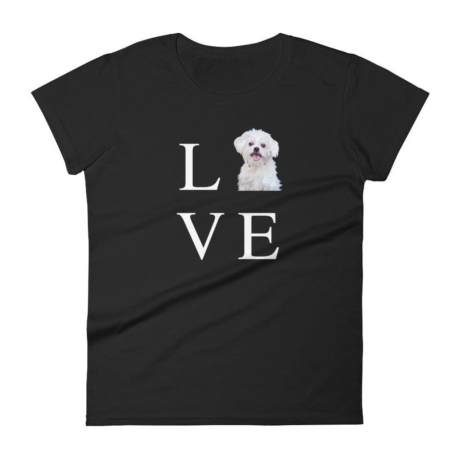 Women's Custom LOVE T-Shirt