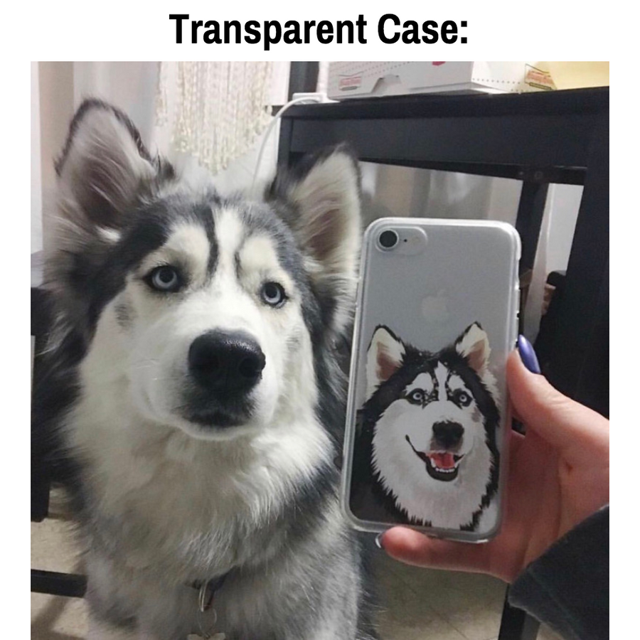 Custom Pet Phone Case (Original)