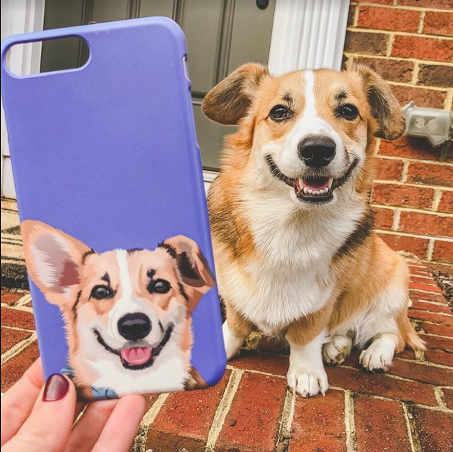 Custom Pet Snap Case