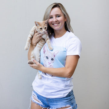 Women's Custom Pet T-Shirt
