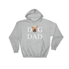 Men's Custom DOG DAD Hoodie