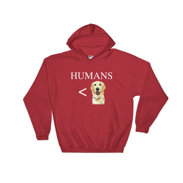Men's / Women's Custom PET > HUMANS Hoodie