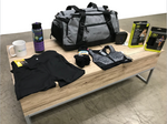 Women's Odor-Free Gym Package