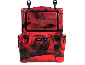 Swamp Box 20L-Red Camo