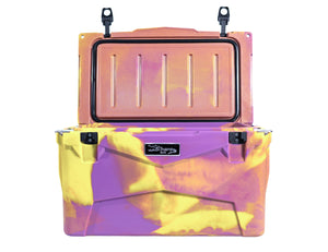 Swamp Box 45L- Purple & Gold