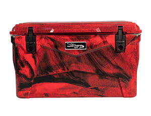 Swamp Box 45L-Red Camo