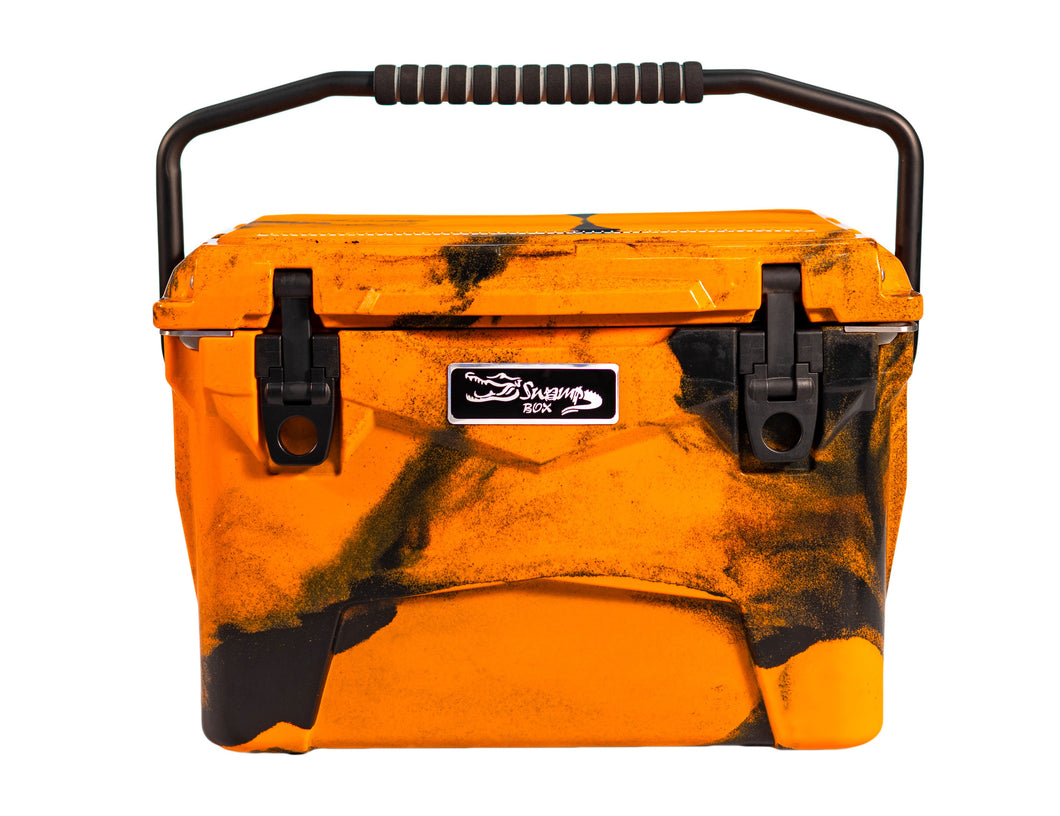 Swamp Box 20L-Orange & Black