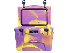 Swamp Box 20L- Purple and Gold