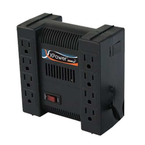 Regulador Complet X-Power 1300VA/650W ERV-9-001