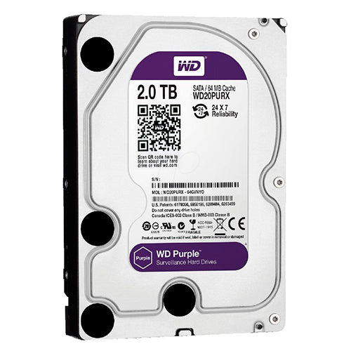 Disco duro Western Digital 2Tb Purple