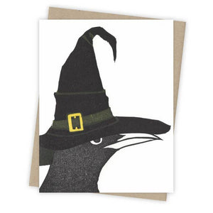 Crackle Grackle Card