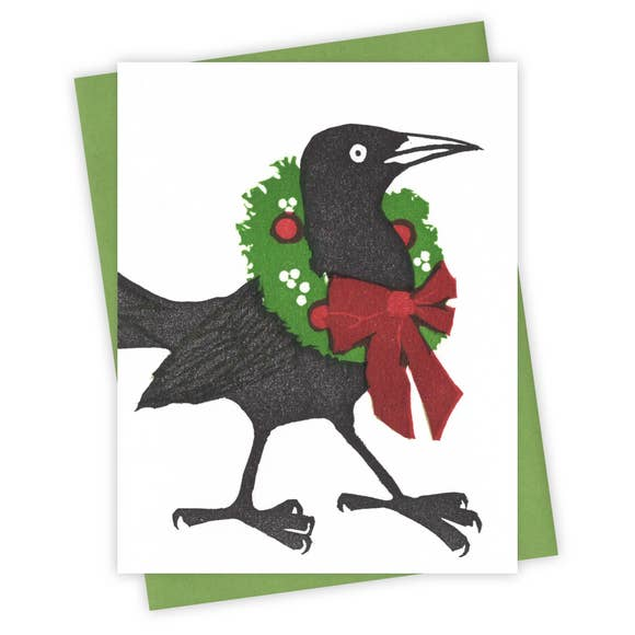 The Greenery Grackle