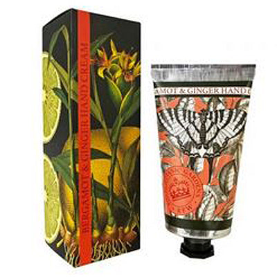Bergamot & Ginger Hand Cream