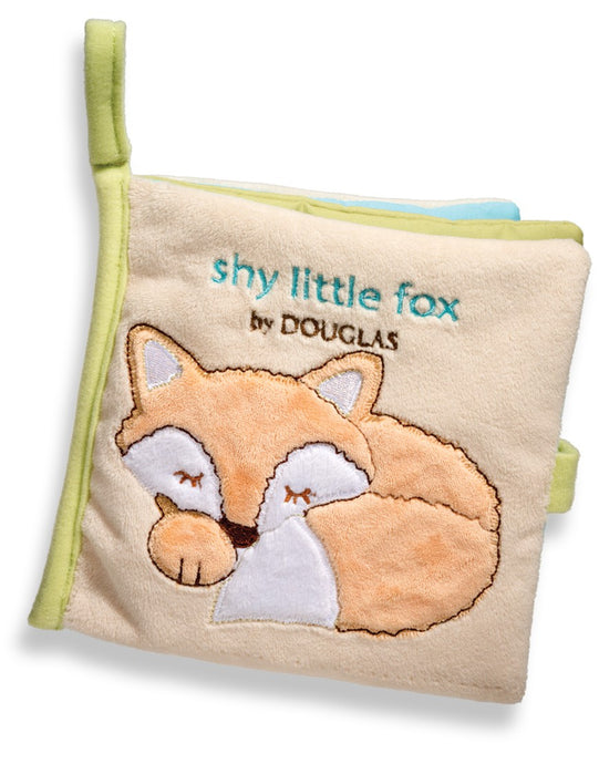 Shy Little Fox Activity Book
