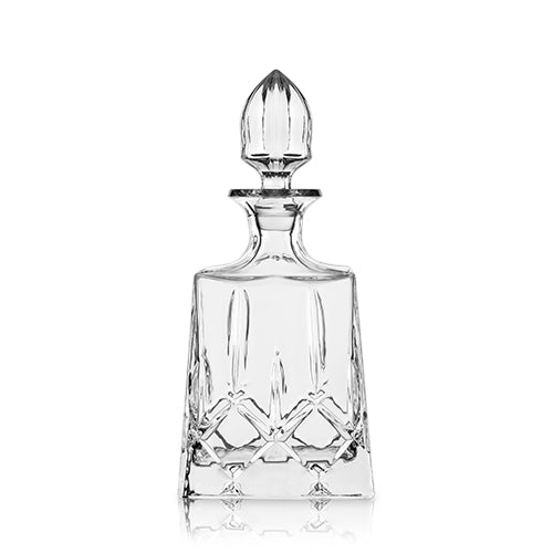 Beautiful Raye Glass Mezcal Decanter