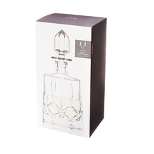 Boxed for Gift Giving Raye Glass Mezcal Decanter