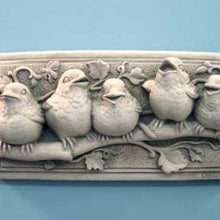 Baby Birds Plaque
